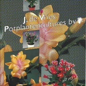 Colourbrochure J. de Vries bv
